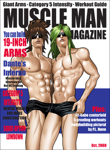 Gay Comics Cover  The Bet Muscle-Sex-Saint Seiya-Shun x Seiya-PLNunn-StS  The Bet Muscle-Sex-Yaoi Island-Thumb212