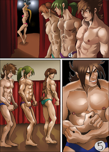 5-StS  The Bet Muscle-Sex-Yaoi Island-Thumb214