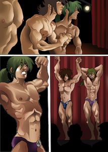 6-StS  The Bet Muscle-Sex-Yaoi Island-Thumb236